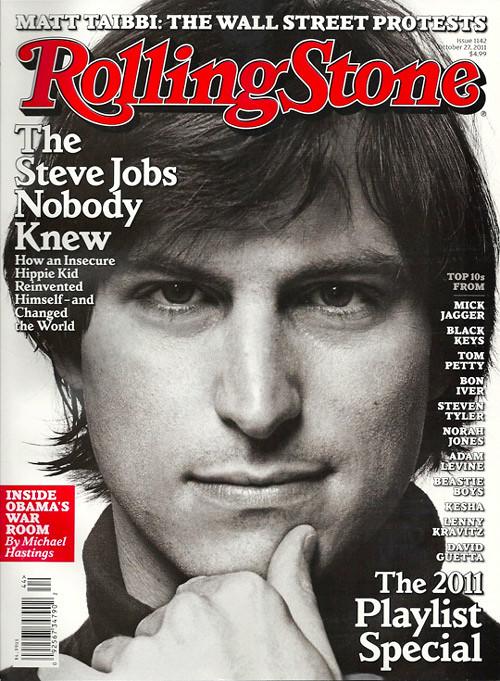 Steve Jobs - Rolling Stone Magazine