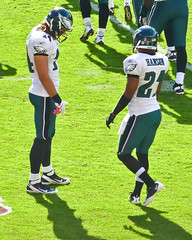 Eagles vs Redskins 10/16/11