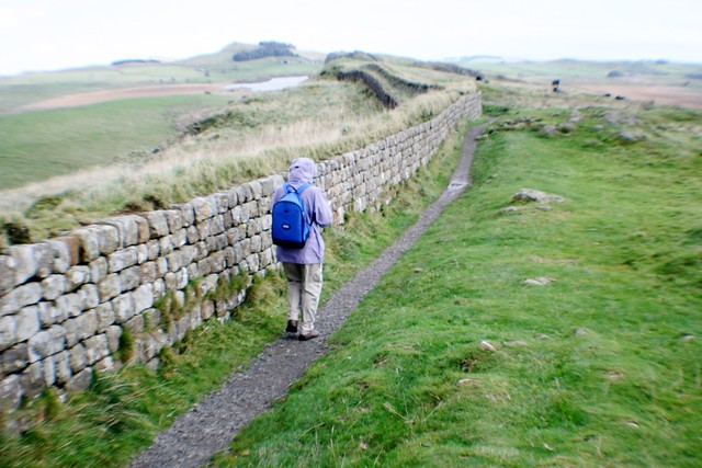 Steel Rigg to Housesteads Roman Fort