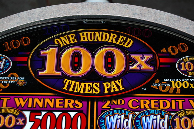 100 times slot machine