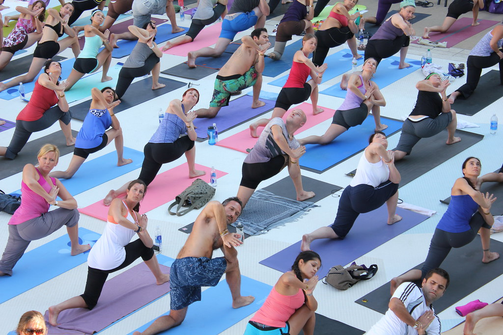 Wanderlust Yoga & Music Festival at The Cosmopolitan of Las Vegas