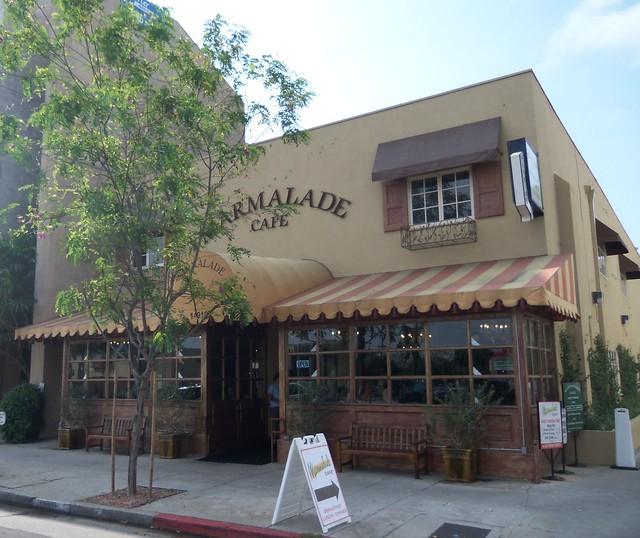 Garden Cafe Sherman Oaks California