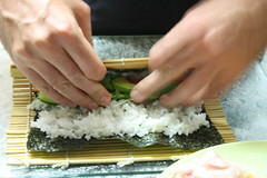 sushi, japanese cuisine, food, dish, cuisine, onigiri,