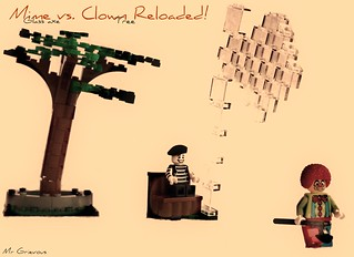 Mime vs. Clown Reloaded!