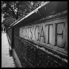 Artists' Gate