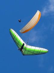 Para Gliders and Hang Gliders - Mount Greylock