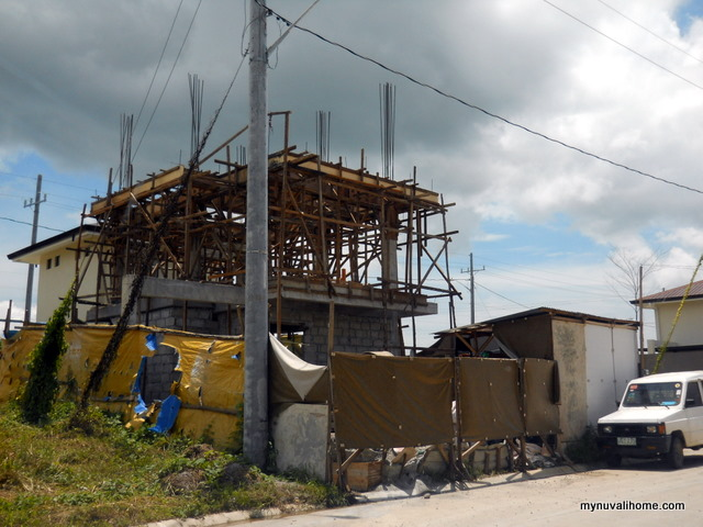 My Nuvali Home Construction 16Sept2011 (2)