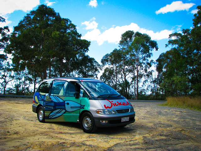 Seeing Australia by campervan - Flickr CC edumariz