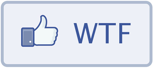 Facebook WTF Button