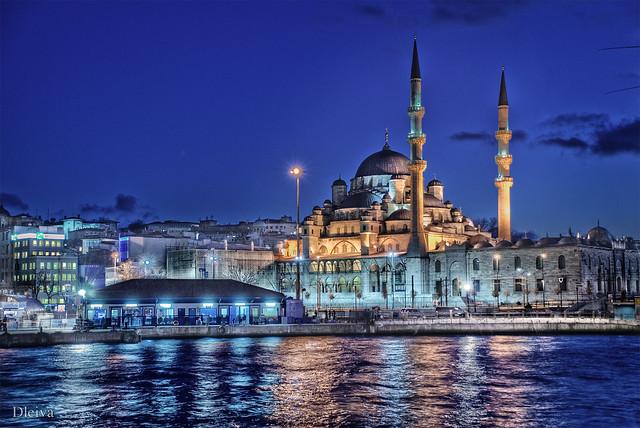 Mosques Turkey Mosque Istambul Turkey