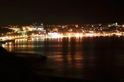 20110922_F0001_2400: Night view of Scarborough