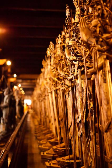 1001 statues of Kannon : Sanjusangendo temple, Kyoto, Japa…  Flickr - Photo ...