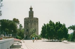 Seville, Torre del Oro