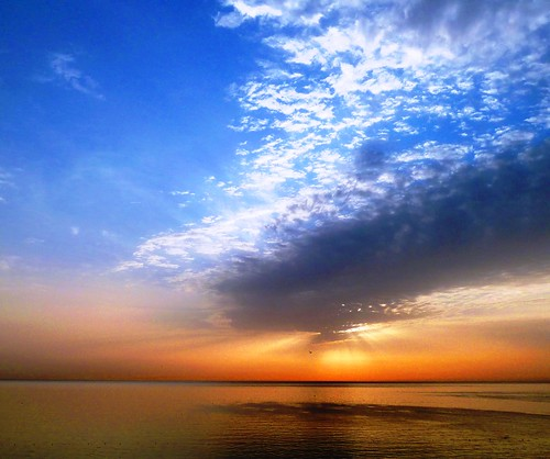 africa morning blue sea sky orange seascape storm colour water ahead silhouette clouds sunrise early skies glow bright tunisia threatening gorgeous horizon north formation glorious glowing rays through sousse beams sunbeams peeping 2011 nuframe