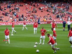 Arsenal vs Bolton 11/12