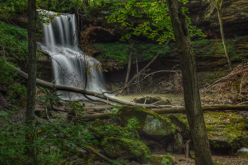longexposure landscape waterfall nikon pennsylvania falls hdr photomatix neutraldensityfilter tonemapped nikond90 quakertownfalls
