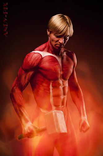 Thor. Anatomy