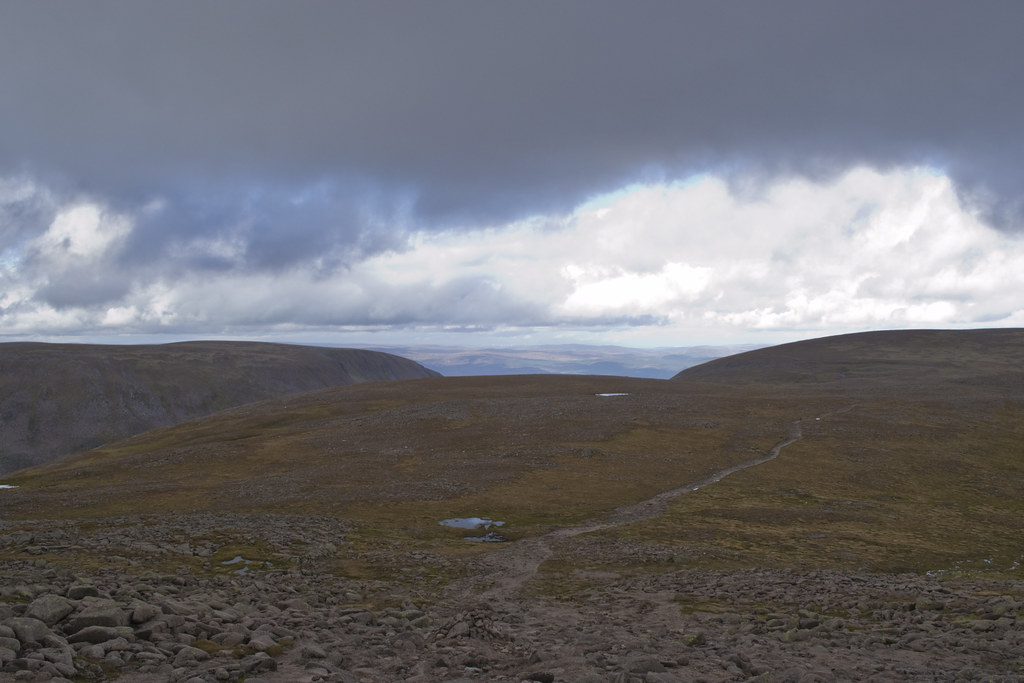 Bleak Cairngorms 3 Trips Thursday