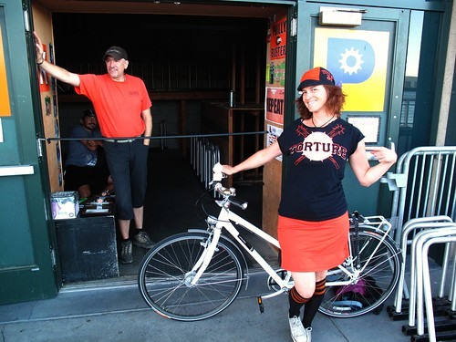kt @ valet bike parking