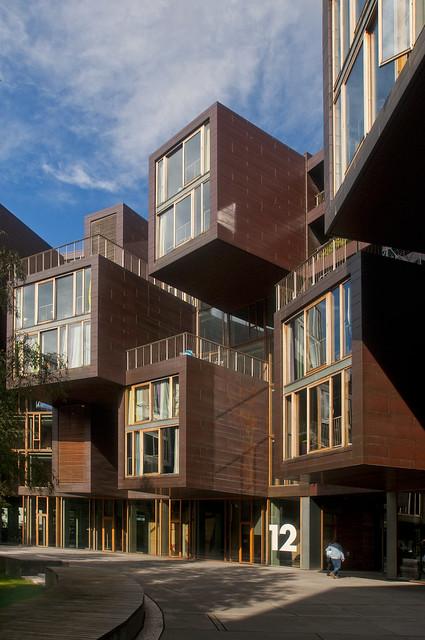 Denmark - Copenhagen - Orestad - Tietgen Dormitory 06