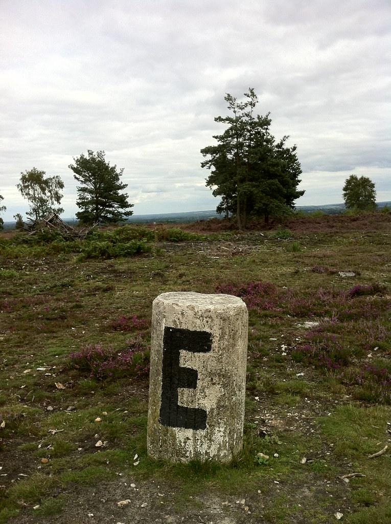 Point E Ash Ranges