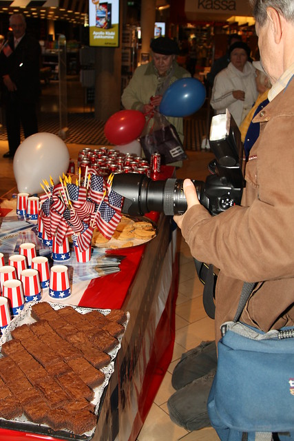 Embassy's 20th Birthday at Solaris Center, September 30, 2011