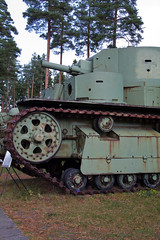 locomotive(0.0), churchill tank(0.0), m113 armored personnel carrier(0.0), armored car(1.0), army(1.0), combat vehicle(1.0), military vehicle(1.0), weapon(1.0), vehicle(1.0), tank(1.0), transport(1.0), self-propelled artillery(1.0), military(1.0),