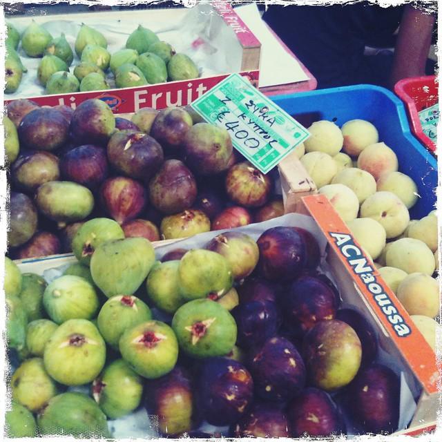 Figs, I love figs.