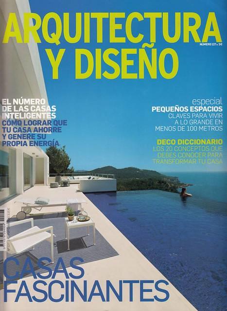 Revista arquitectura y dise o n 127 flickr photo sharing for Revista arquitectura y diseno