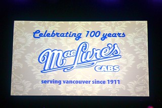 MacLure's Cabs 100th Anniversary | CBC Vancouvera