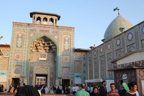 Shah cheragh (holy Shrine)