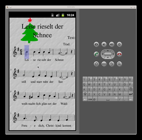 MuseScore Player for Android in development