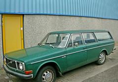 Volvo 145 DL, 1972, Amsterdam, Nieuwe Hemweg, 09-2010