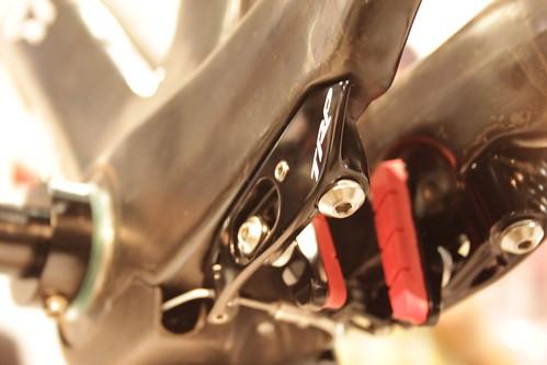 Willier 04 rear brakes