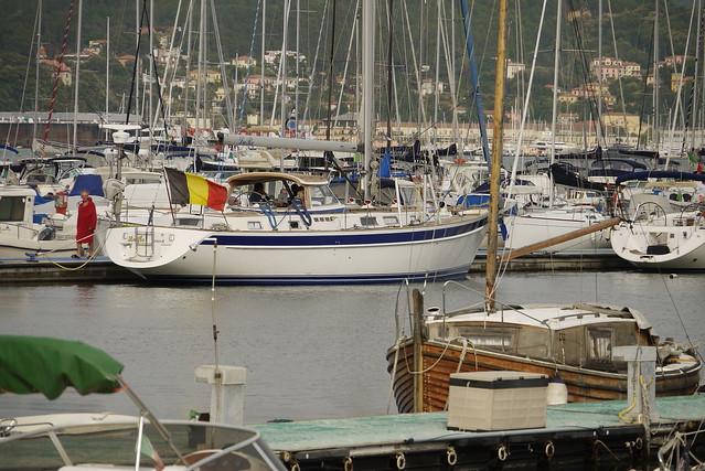 La Spezia 港口