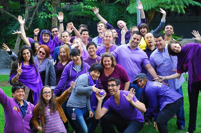 Spirit Day  2011: Yahoo! Santa Monica