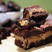 Peanut Butter & Chocolate Stuffed Brownies