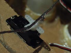Arduino-controlled servo