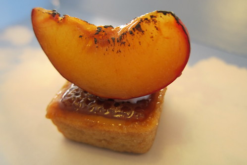 Fruute: Creme Brulee Tart