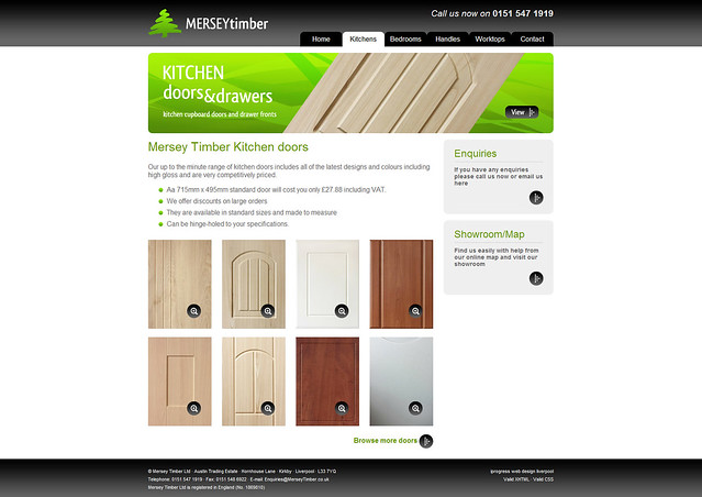 merseytimber website