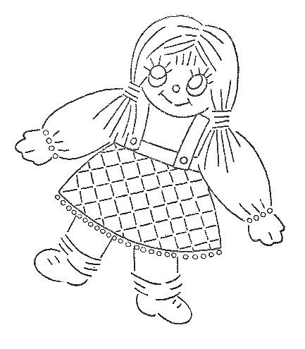 Rag Dolls Drawing Girl Rag Doll | by
