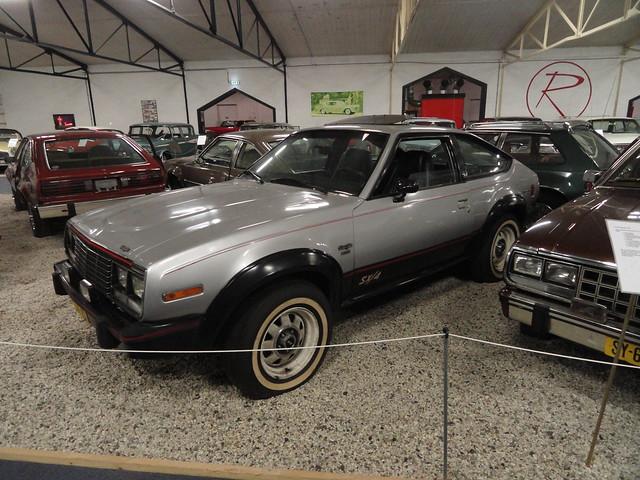 1981 AMC Eagle SX/4 Sport