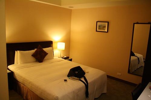 [台湾2.5] 本日のホテルは微風商旅に決定。