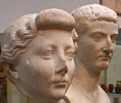 Lívia i el seu fill Tiberi, British Museum, Londres