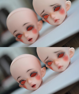 Preview - Soom Lami for Lelite - white eyelashes