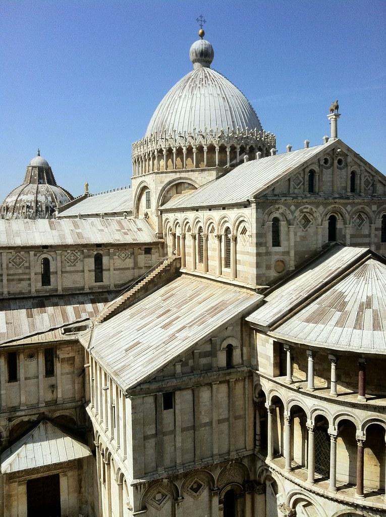 Duomo de Pisa, Toscana. Italia.
