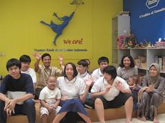 Ke Yayasan Kasih Anak Kanker Indonesia