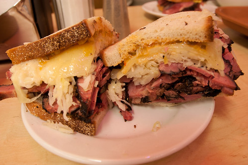 Ohhh yeaaaah.  The Reuben. - Some rights reserved by mistercam