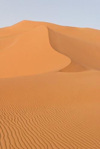 africa niger sunrise sanddunes saharadesert teneredesert