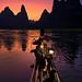 Guilin Fisherman by Jesse Estes